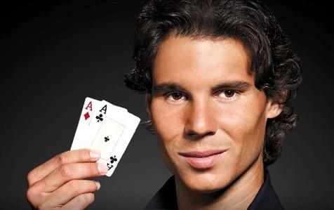 Rafa Nadal - Poker Stars